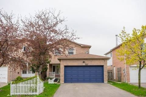 House for rent at 527 Wallenberg Cres Mississauga Ontario - MLS: W4414957