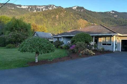 House for sale at 52732 Bunker Rd Rosedale British Columbia - MLS: R2498620