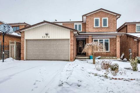 House for sale at 5274 Huntingfield Dr Mississauga Ontario - MLS: W4703378