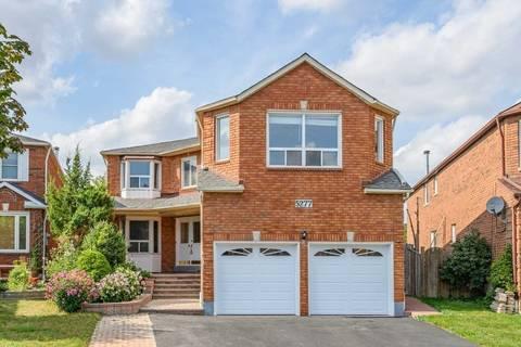 House for sale at 5277 Naskapi Ct Mississauga Ontario - MLS: W4604257