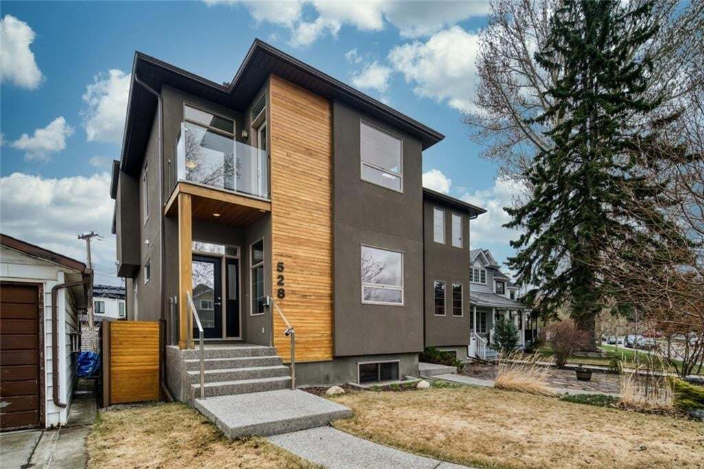 Townhouse for sale at 528 31 St NW Parkdale, Calgary Alberta - MLS: C4296100