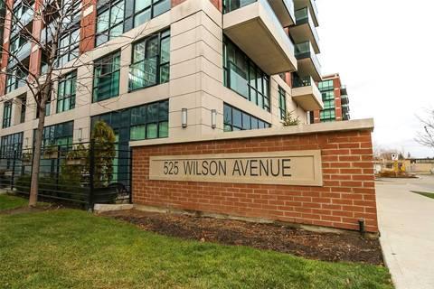 Apartment for rent at 525 Wilson Ave Unit 528 Toronto Ontario - MLS: C4651265