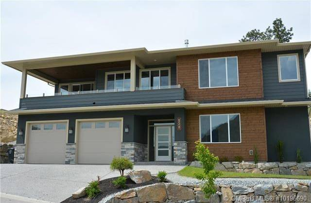House for sale at 528 Carnoustie Dr Kelowna British Columbia - MLS: 10196690