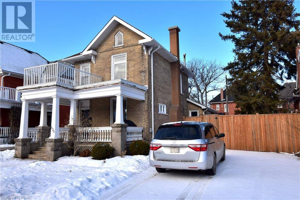 Townhouse for sale at 528 Charlotte St Peterborough Ontario - MLS: 231151