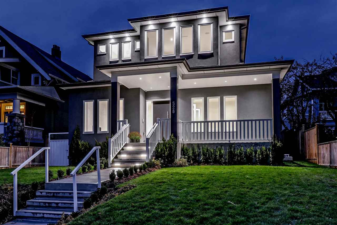 Sold: 528 E 11th Street, North Vancouver, BC