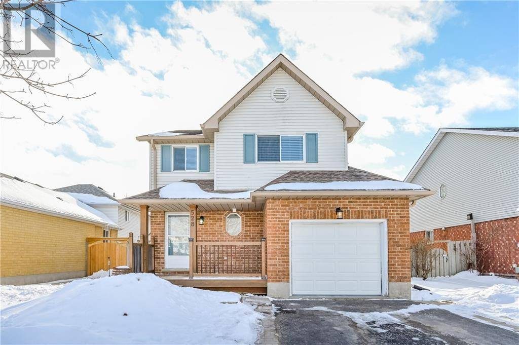 House for sale at 528 Flannery Dr Fergus Ontario - MLS: 30791967