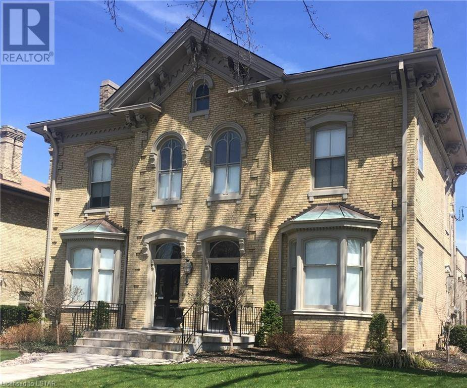 Townhouse for sale at 528 Waterloo St London Ontario - MLS: 211728
