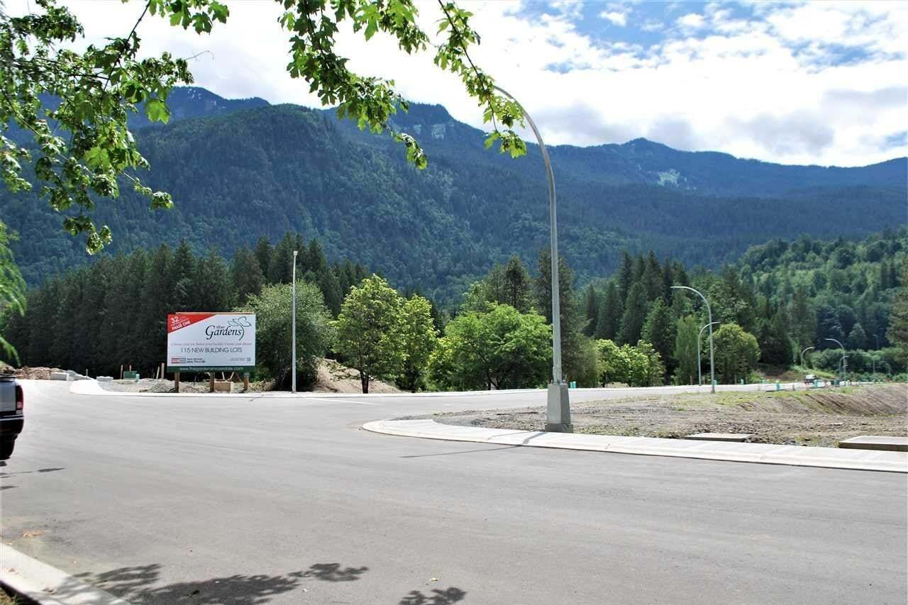 Residential property for sale at 52836 Bunker Rd Rosedale British Columbia - MLS: R2500007