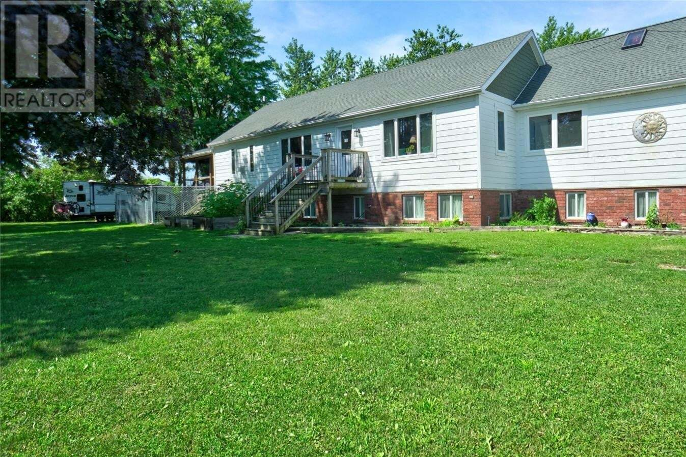 House for sale at 5285 Manning Road  Tecumseh Ontario - MLS: 20009346