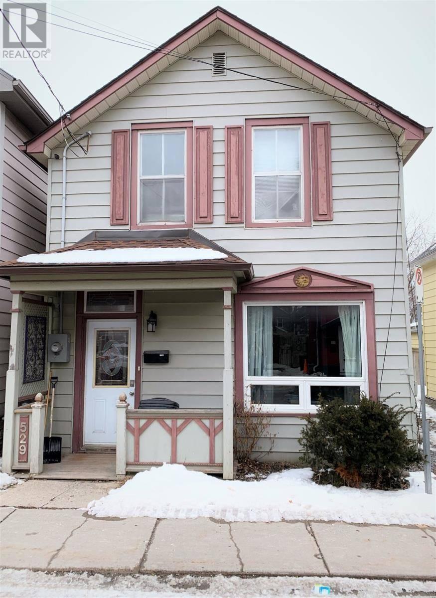 House for sale at 529 Bagot St Kingston Ontario - MLS: K20001831