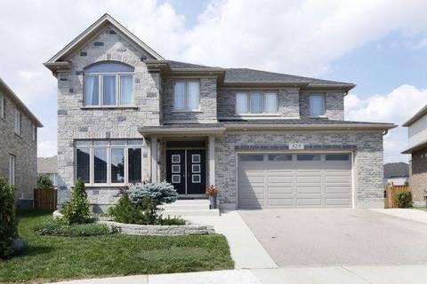 House for sale at 529 Terrington Cres Kitchener Ontario - MLS: X4519228