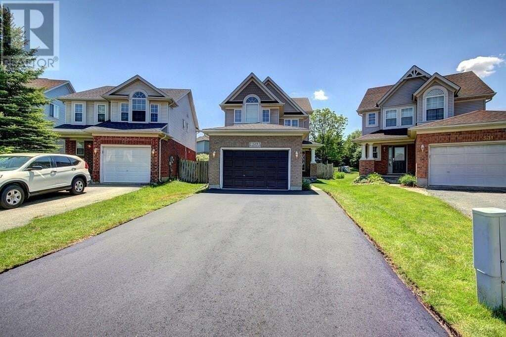 House for sale at 529 Thornview Pl Waterloo Ontario - MLS: 30808409
