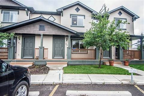 Townhouse for sale at 105 Drake Landing Common Unit 53 Okotoks Alberta - MLS: C4257237