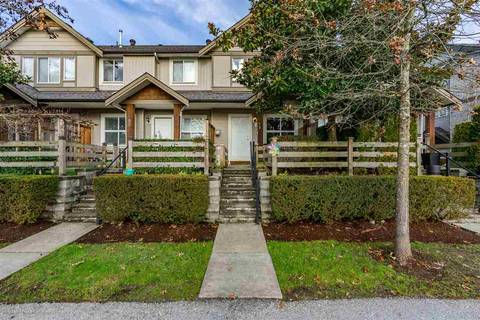 Townhouse for sale at 1055 Riverwood Gt Unit 53 Port Coquitlam British Columbia - MLS: R2443782