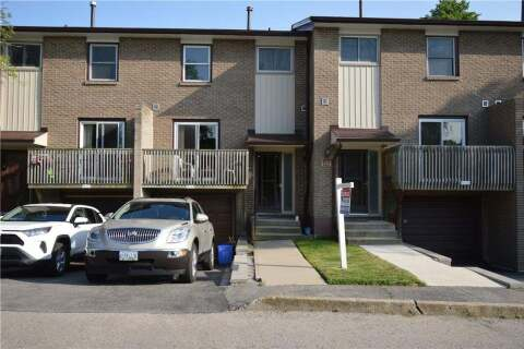 Townhouse for sale at 1115 Paramount Dr Unit 53 Stoney Creek Ontario - MLS: H4079782