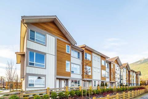Townhouse for sale at 1188 Wilson Cres Unit 53 Squamish British Columbia - MLS: R2436972