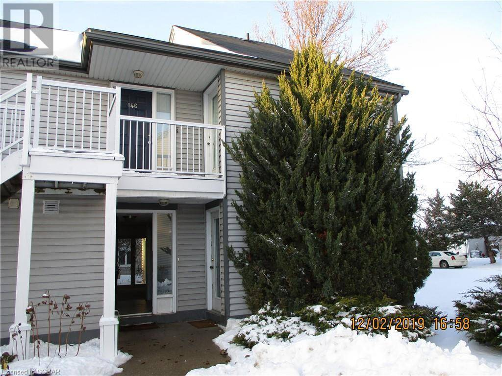 Home for sale at 145 Trott Blvd Unit 53 Collingwood Ontario - MLS: 234226