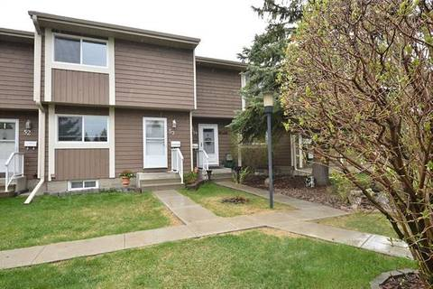 Townhouse for sale at 14736 Deerfield Dr Southeast Unit 53 Calgary Alberta - MLS: C4245030
