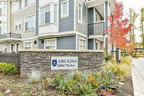 Townhouse for sale at 20852 77a Ave Unit 53 Langley British Columbia - MLS: R2413897