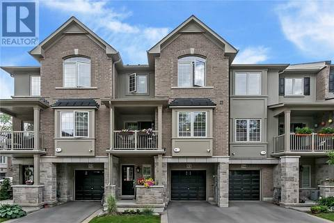Townhouse for sale at 2086 Ghent Ave Unit 53 Burlington Ontario - MLS: 30747061