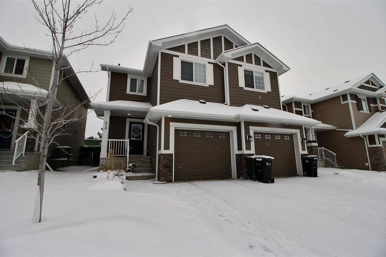 Townhouse for sale at 219 Charlotte Wy Unit 53 Sherwood Park Alberta - MLS: E4182411