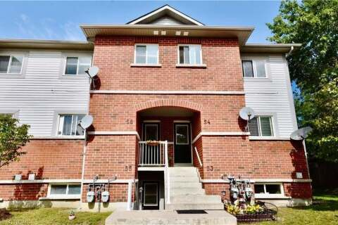 Townhouse for sale at 245 Ferndale Dr Unit 53 Barrie Ontario - MLS: 40021243