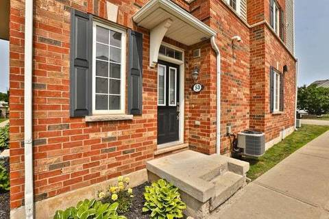Apartment for rent at 2614 Dashwood Dr Unit 53 Oakville Ontario - MLS: W4513589