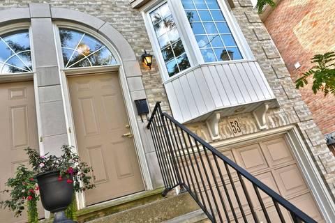 Condo for sale at 3480 Upper Middle Rd Unit 53 Burlington Ontario - MLS: W4609039
