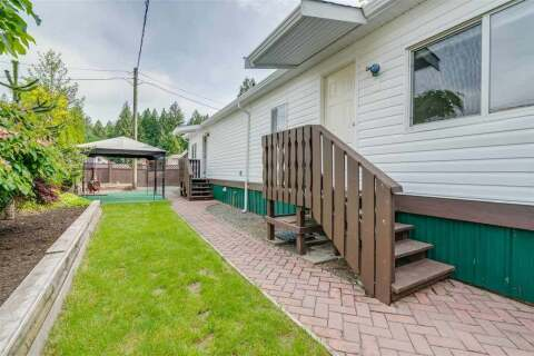 Residential property for sale at 3942 Columbia Valley Rd Unit 53 Cultus Lake British Columbia - MLS: R2460964