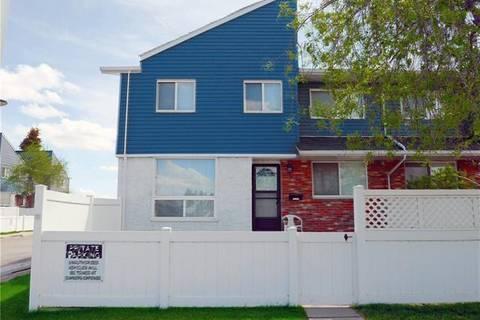 Townhouse for sale at 4769 Hubalta Rd Southeast Unit 53 Calgary Alberta - MLS: C4245555