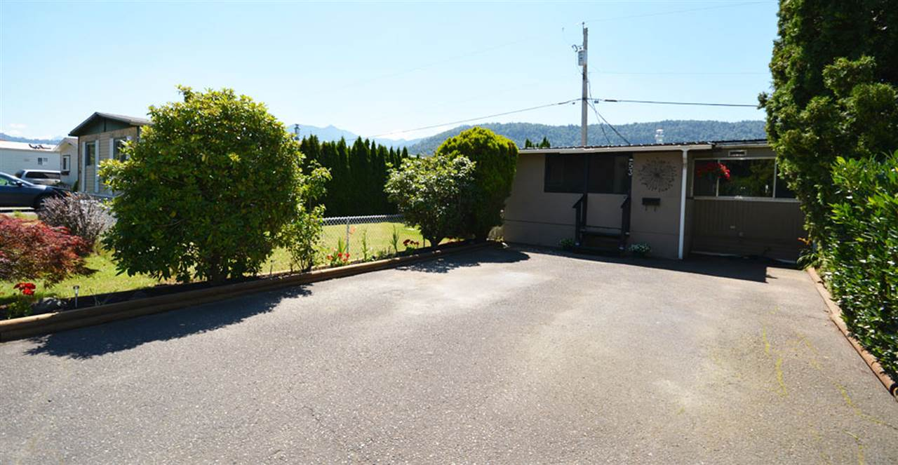 For Sale: 53 - 5742 Unsworth Road, Chilliwack, BC | 3 Bed, 1 Bath Home for $169,000. See 16 photos!