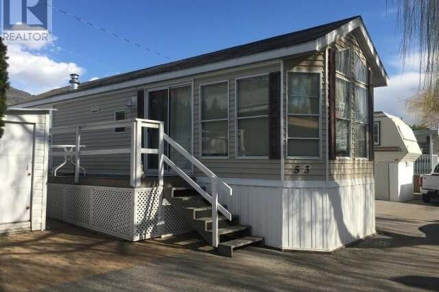 Residential property for sale at 5901 Main St Unit 53 Osoyoos British Columbia - MLS: 183836