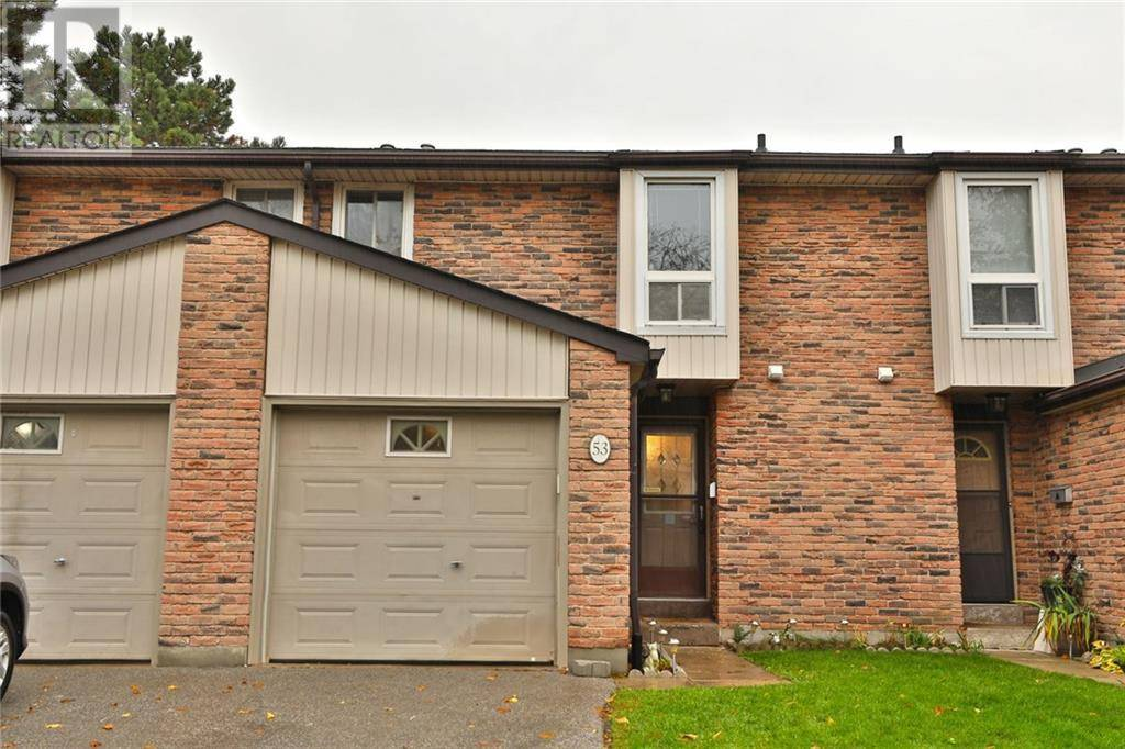 Townhouse for sale at 660 Oxford Rd Unit 53 Burlington Ontario - MLS: 30776158