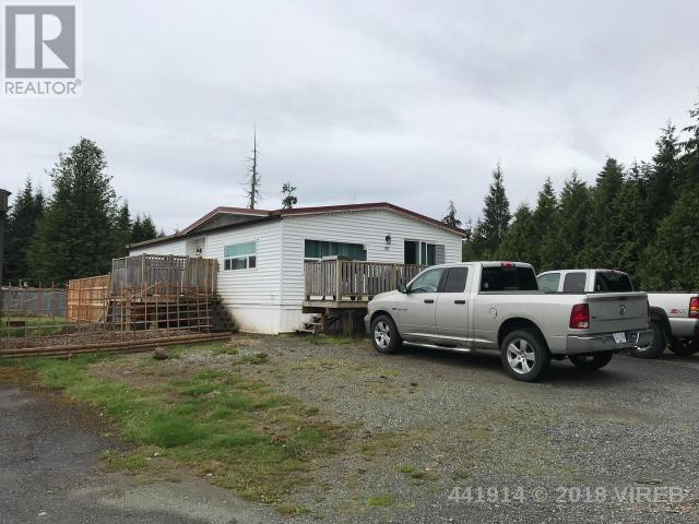 Removed: 53 - 7100 Highview Road, Port Hardy, BC - Removed on 2018-11-30 04:30:08