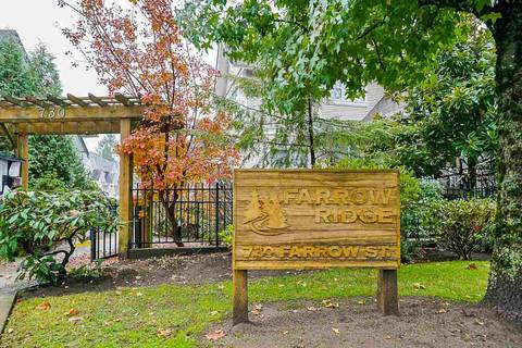 Townhouse for sale at 730 Farrow St Unit 53 Coquitlam British Columbia - MLS: R2420209