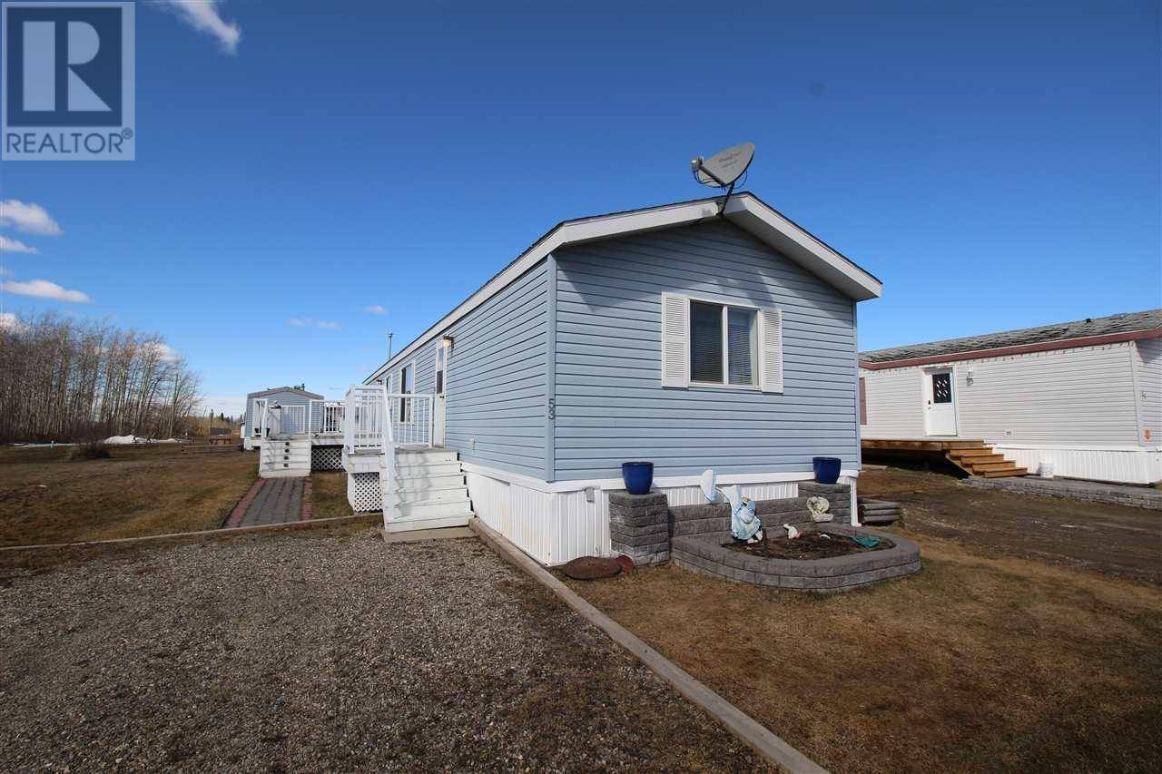 Home for sale at 7414 Forest Lawn St Unit 53 Fort St. John British Columbia - MLS: R2450547