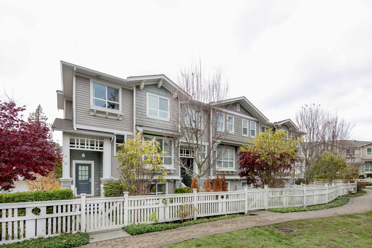 For Sale: 53 - 8355 Delsom Way, Delta, BC | 4 Bed, 4 Bath Townhouse for $809,900. See 20 photos!