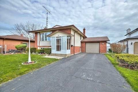 House for sale at 53 Adel Dr St. Catharines Ontario - MLS: X4459705