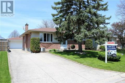 House for sale at 53 Alayne Cres London Ontario - MLS: 196613