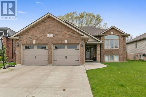 House for sale at 53 Antonio Ct Leamington Ontario - MLS: 19017471