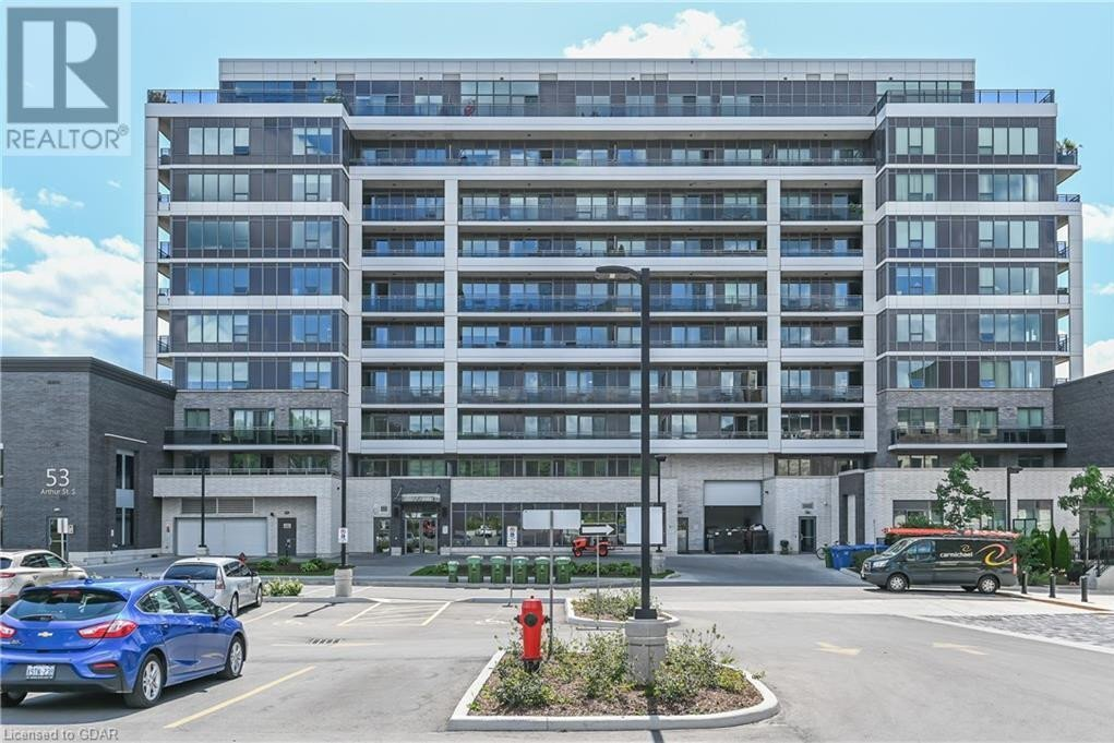 Condo for sale at 53 Arthur St South Guelph Ontario - MLS: 40035768
