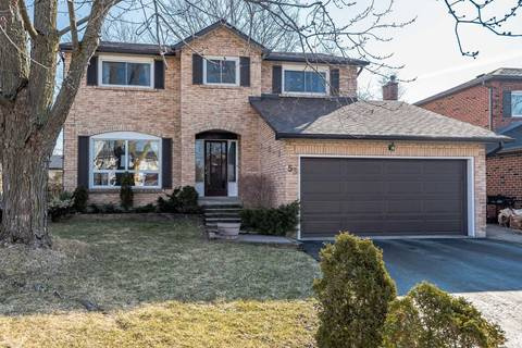 House for sale at 53 Ashton Rd Newmarket Ontario - MLS: N4388017