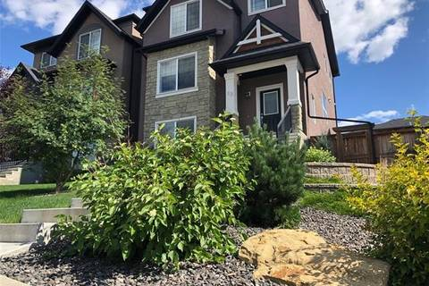Townhouse for sale at 53 Aspenshire Cs Southwest Calgary Alberta - MLS: C4294000