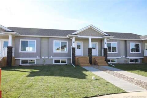 Townhouse for sale at 53 Athens Rd Blackfalds Alberta - MLS: A1020430