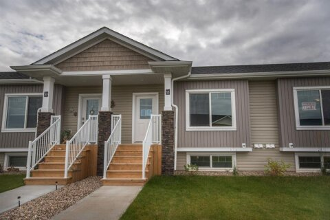 Townhouse for sale at 53 Athens  Rd Blackfalds Alberta - MLS: A1058344