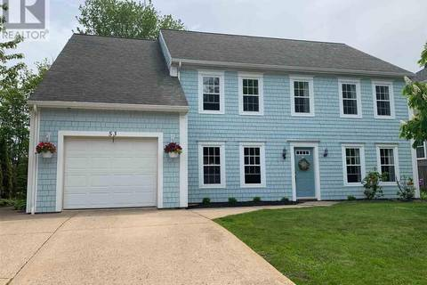 House for sale at 53 Bishop Ave Wolfville Nova Scotia - MLS: 201905637