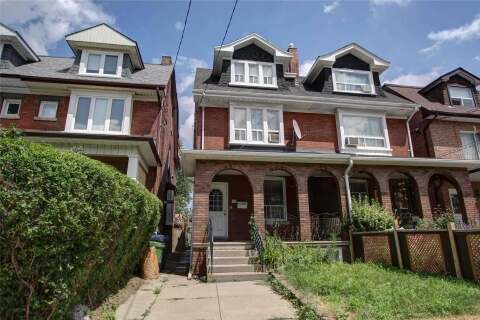 Townhouse for sale at 53 Boon Ave Toronto Ontario - MLS: W4847612