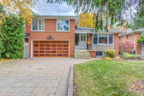 House for sale at 53 Bowerbank Dr Toronto Ontario - MLS: C4691541