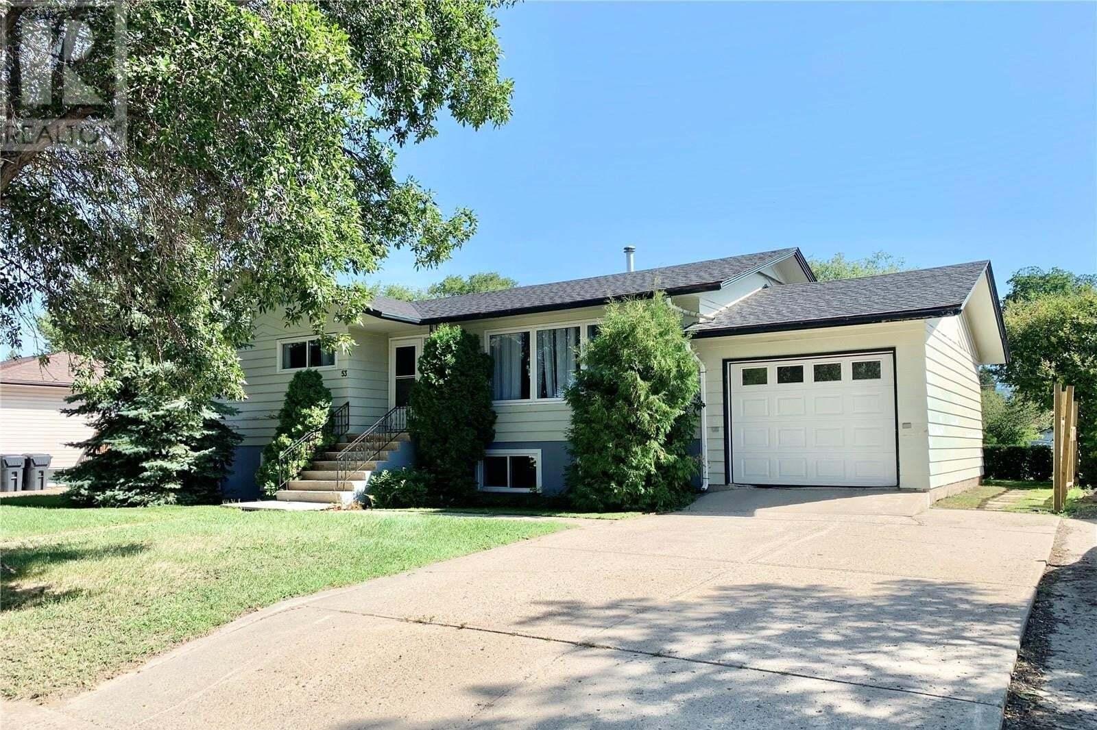 House for sale at 53 Bradbrooke Dr Yorkton Saskatchewan - MLS: SK824380