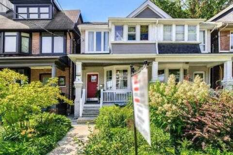 Townhouse for rent at 53 Browning Ave Toronto Ontario - MLS: E4818887